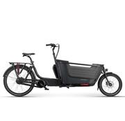 Batavus  Fier 2 elektrische bakfiets 5V Zwart