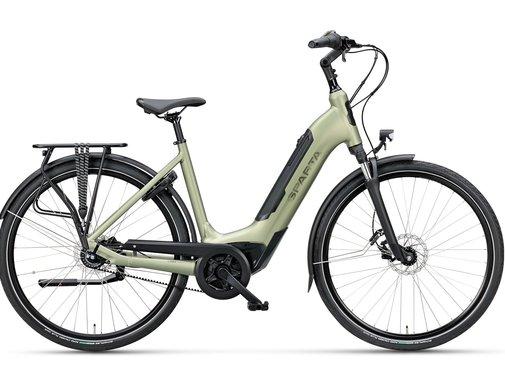Sparta  c-Grid Ultra M7Tb elektrische fiets 7V Light Olive