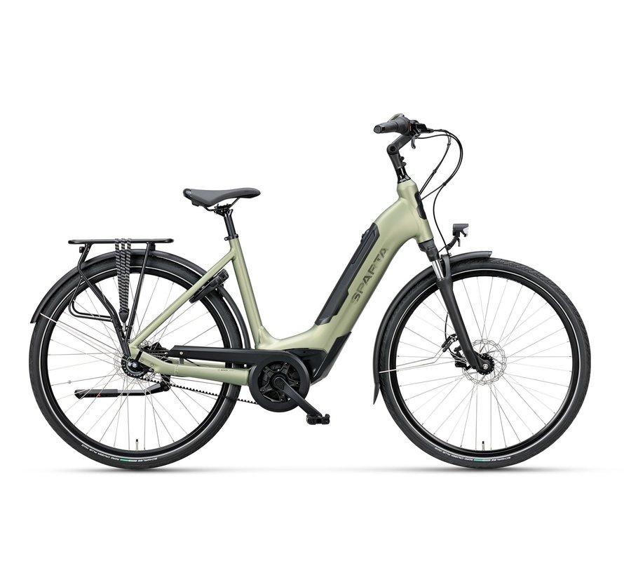 c-Grid Ultra M7Tb elektrische fiets 7V Light Olive