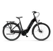 Sparta  c-Grid Ultra M7Tb elektrische fiets 7 Dark Brownred Gloss