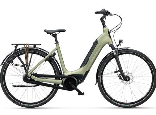 Sparta  c-Grid Fit M7Tb elektrische fiets 7 Light Olive matte