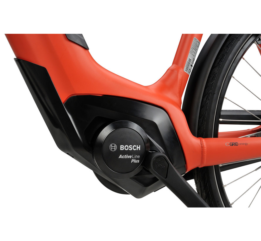 c-Grid Energy M7Tb elektrische fiets 7V Oranje