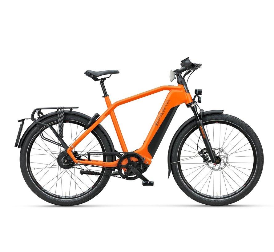 d-Burst Energy elektrische fiets Smart METb Oranje - Speed