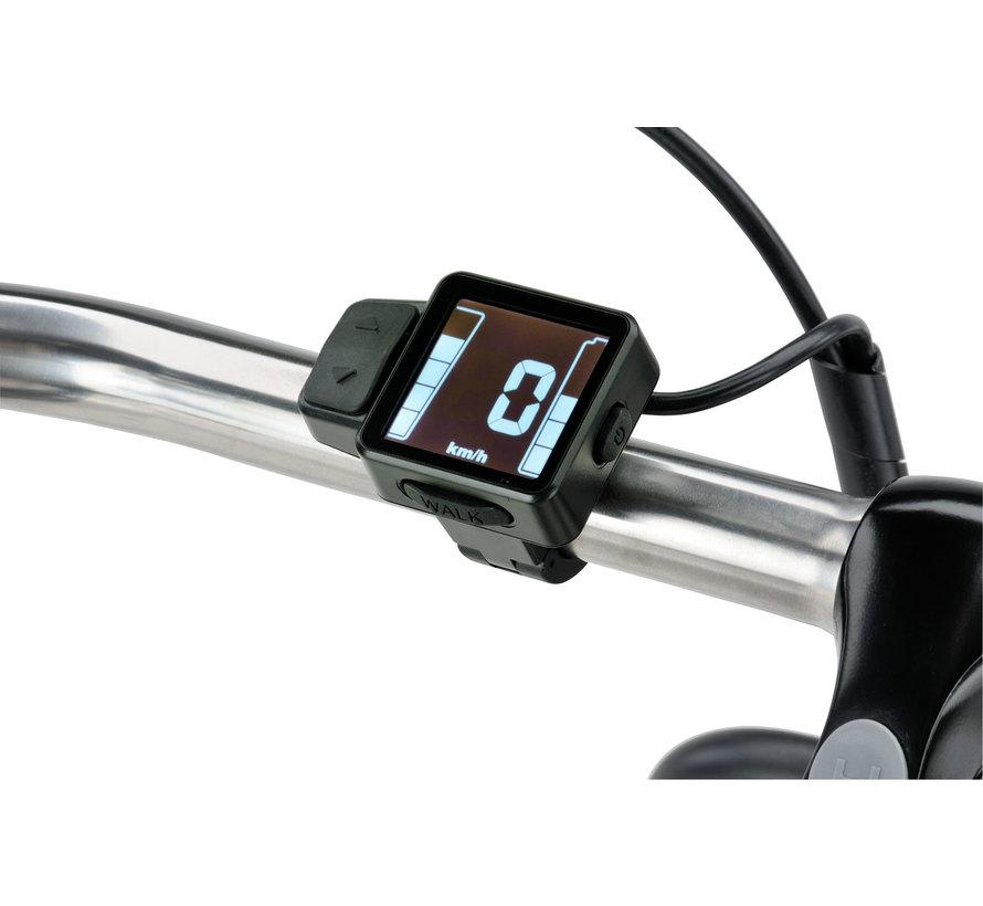 PACKD elektrische fiets 7V Zwart Mat