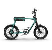 Phatfour FLB+ Serie elektrische fiets 87cm Ocean Green