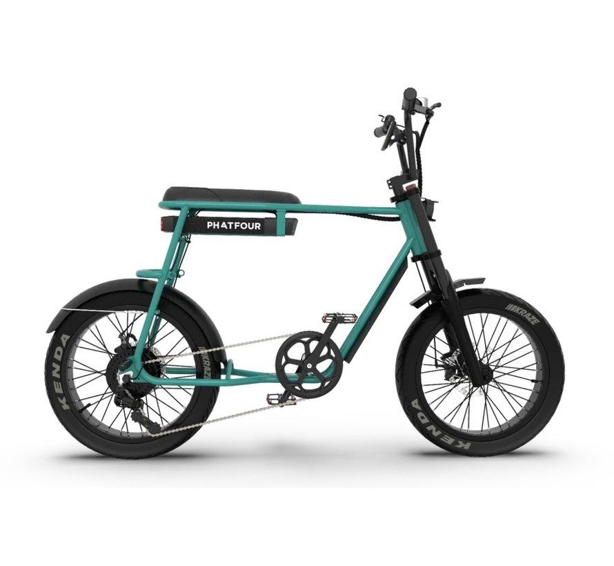 FLB+ Serie elektrische fiets 87 cm Ocean Green