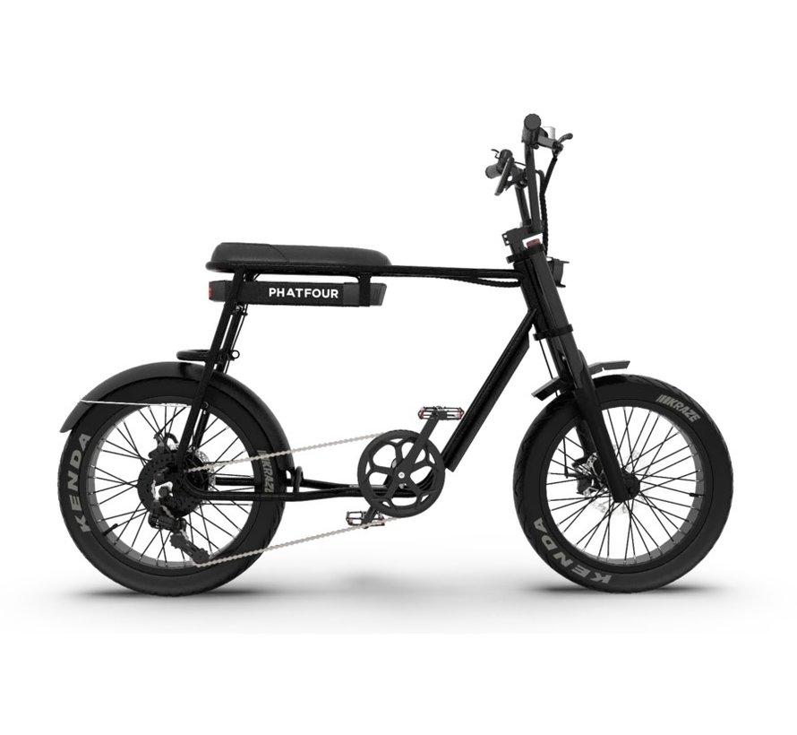 FLB+ Serie elektrische fiets 87cm Zwart
