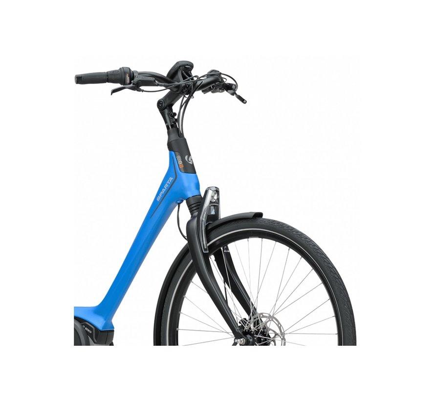 a-Shine M8b  elektrische fiets Mat Blauw 8V