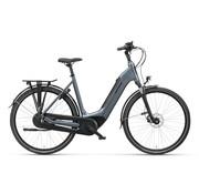 Batavus  Velder elektrische fiets  5V Grijs - Power Plus