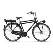 Batavus  PACKD elektrische fiets 7V Zwart Mat