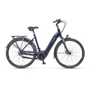Batavus  Finez E-go elektrische fiets Power Exclusive Plus Blauw 5V