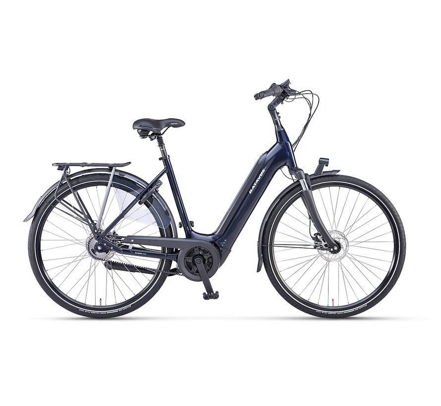 Finez E-go elektrische fiets Power Exclusive Plus Blauw 5V
