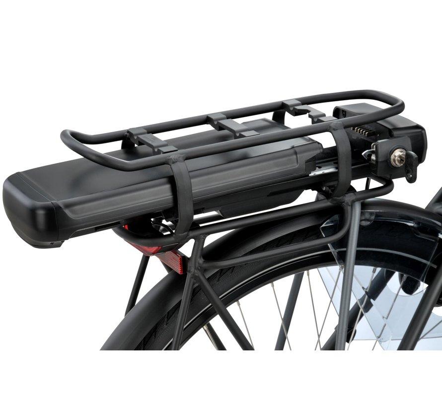 Finez E-go elektrische fiets 7V Smokingzwart