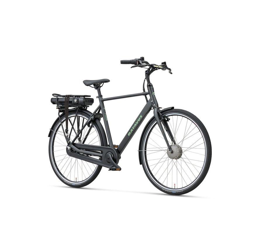 Fonk elektrische fiets 7V Smokingzwart