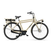 Batavus  PACKD E-go elektrische fiets Plus 7V Camel