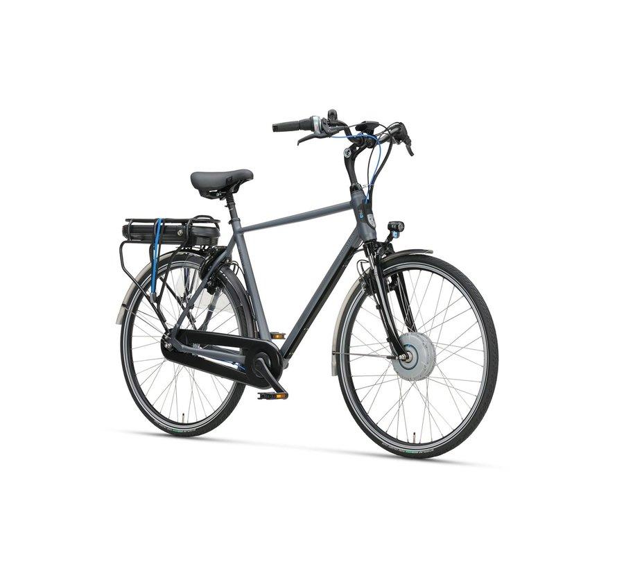 a-Lane F8e elektrische fiets 8V Midgrey - 500Wh