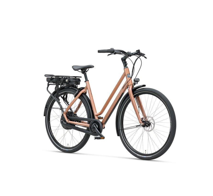 c-Ready R5e elektrische fiets 5V Bronzbrown