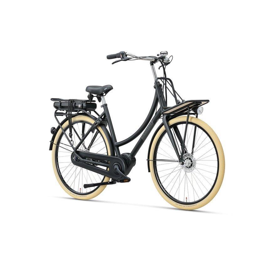 PACKD elektrische fiets plus 7V Mat Zwart