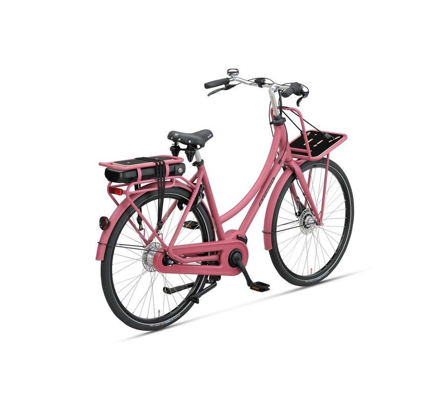 PACKD elektrische fiets 7V Cassis Mat - Plus