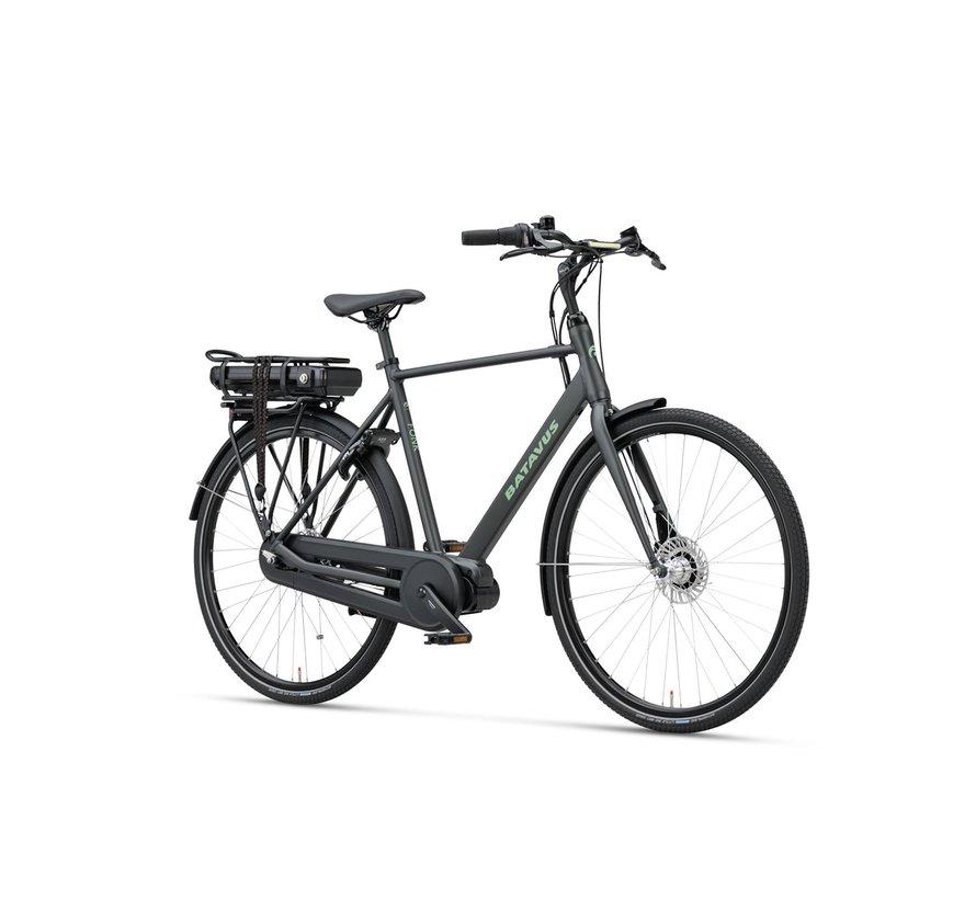 Fonk elektrische fiets 7V Smokingzwart Mat - Plus