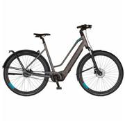 Cortina  E-Silento Pro elektrische fiets 7V Eclips Zwart - Middenmotor