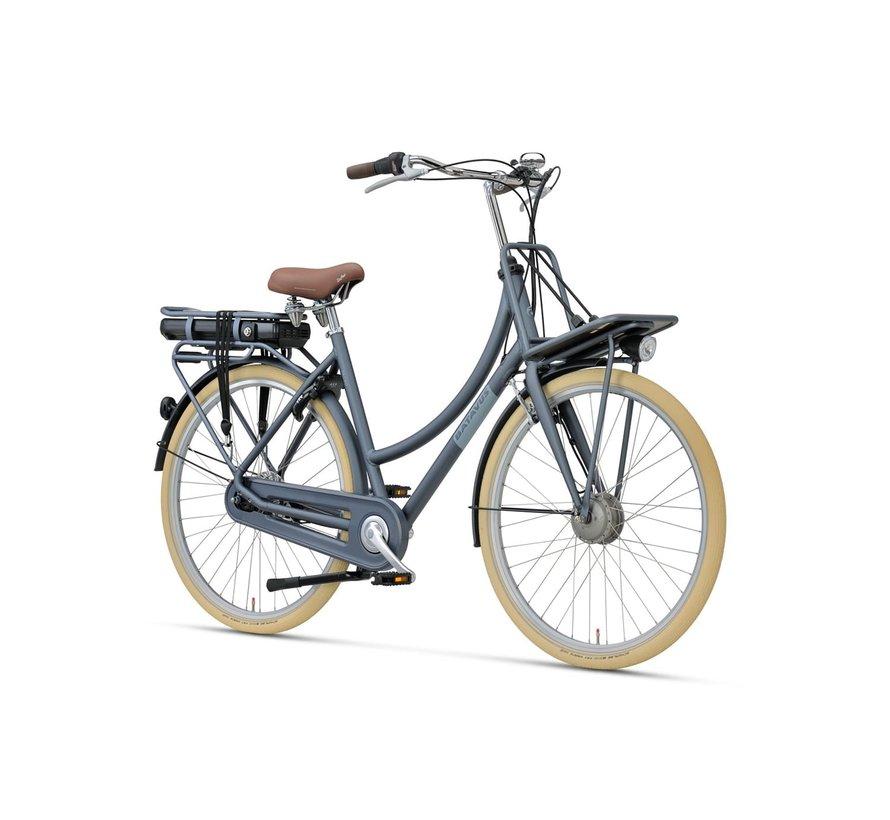 PACKD E-go elektrische fiets 7V Jeansblauw Mat