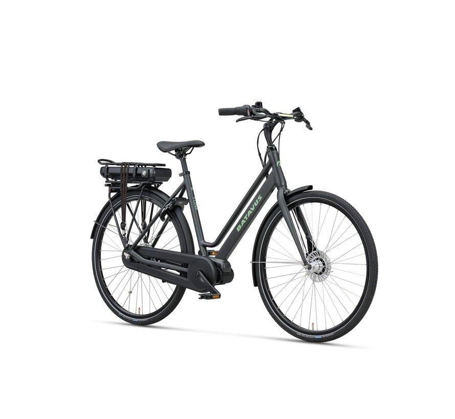 Fonk E-go elektrische fiets 7V Smoking Zwart - plus