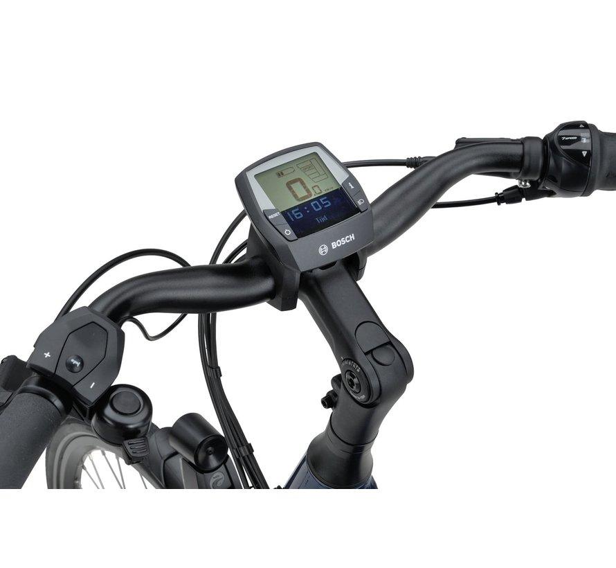Finez E-go elektrische fiets 10V Smokingzwart - Power Sport