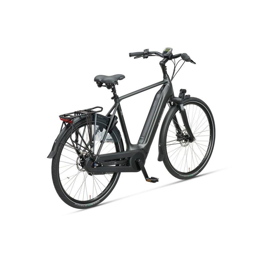 Finez E-go elektrische fiets 8V Smokingzwart Mat - Power