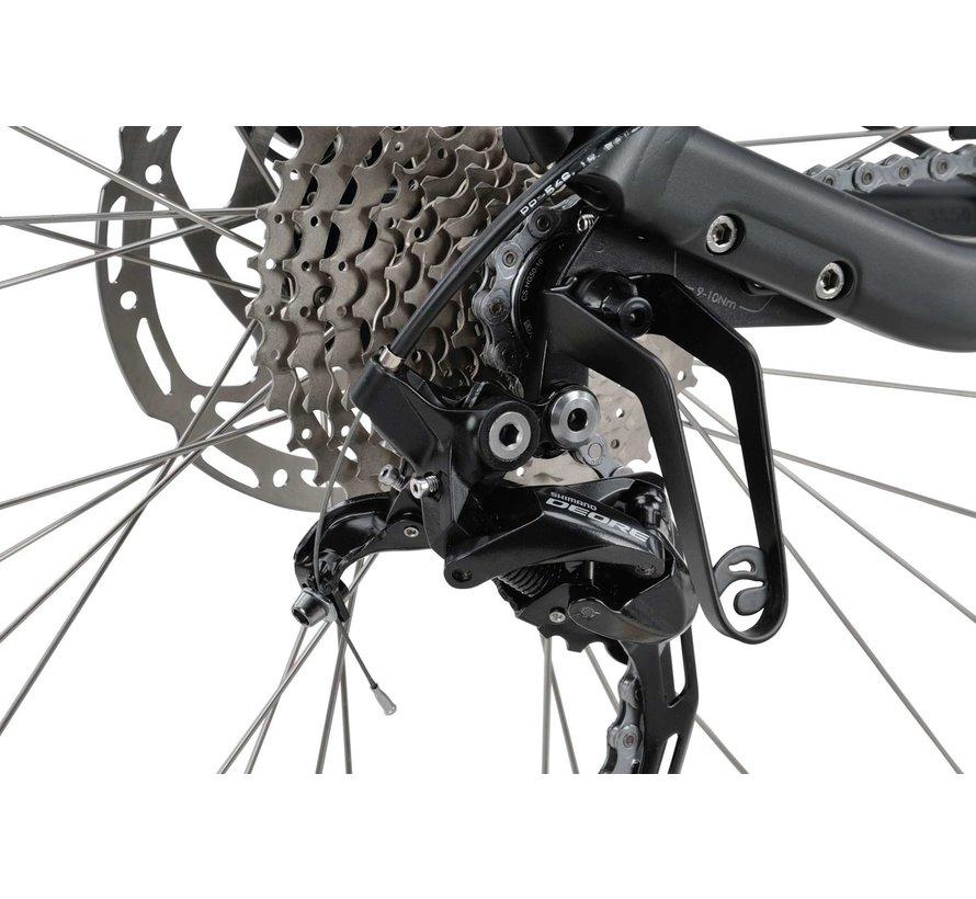 Finez elektrische fiets 10V Smokingzwart - Power Sport