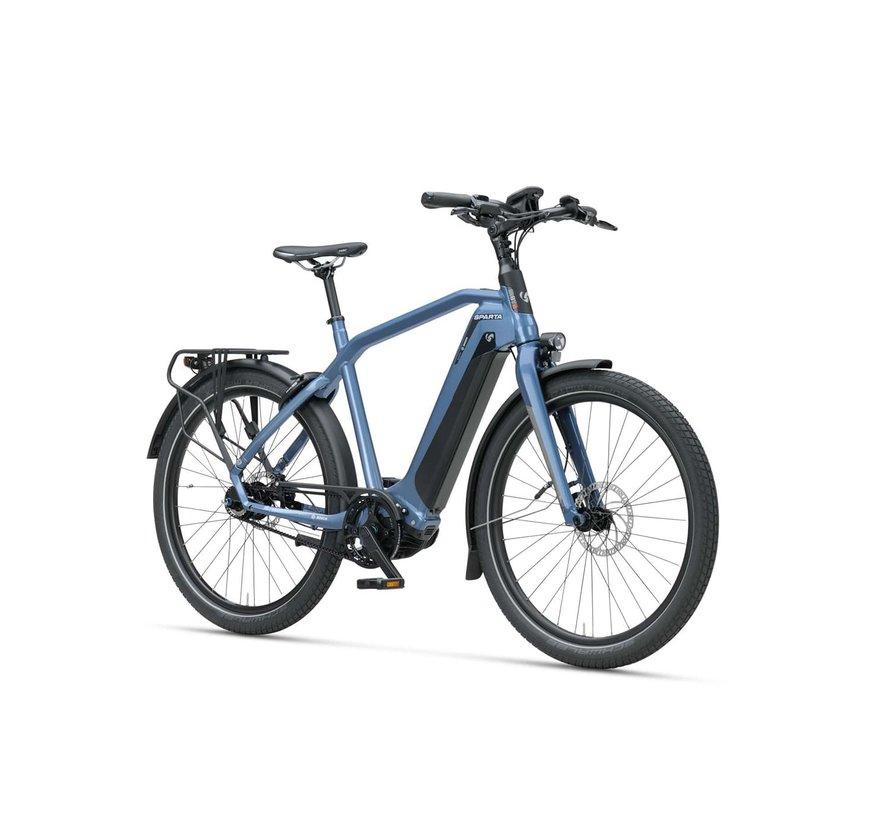 d-Burst M8TB Smart elektrische fiets 8V Blauw