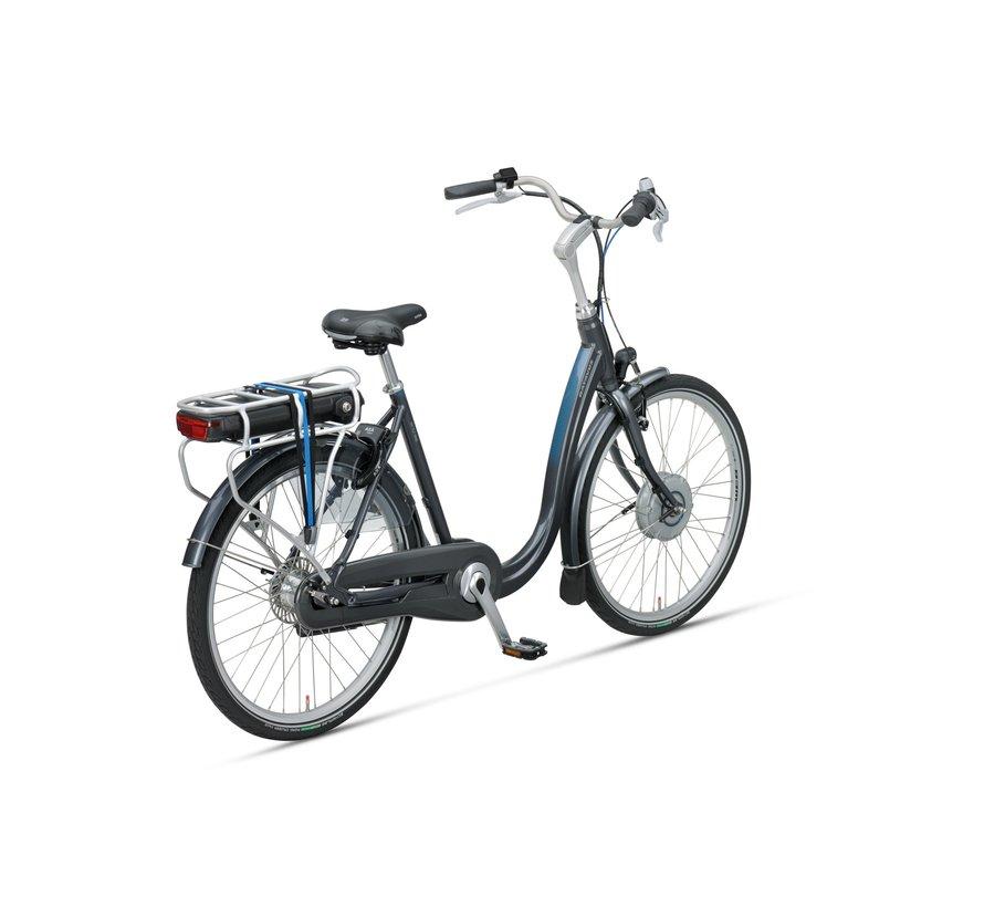 Entree elektrische fiets 7V Grijs - extra lage instap