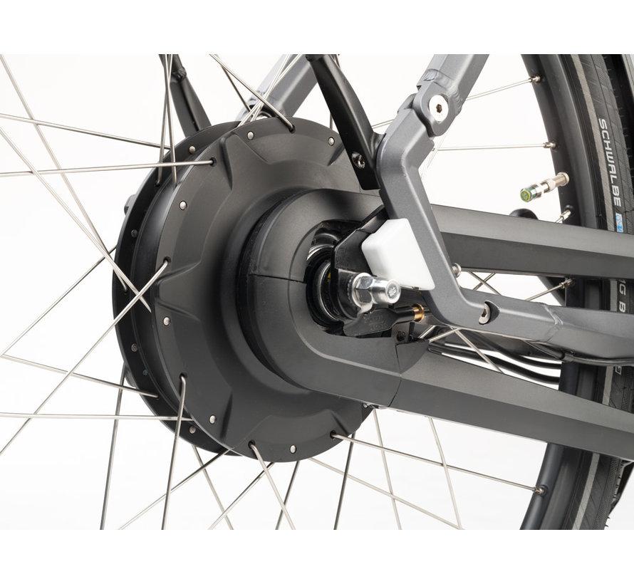 R5Te elektrische fiets SUB Smart 5V Grijs Oranje