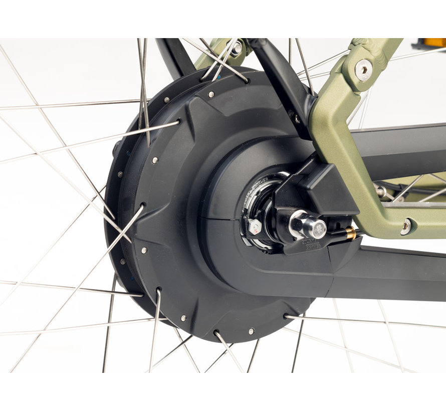 R5Te elektrische fiets 5V Light Olive