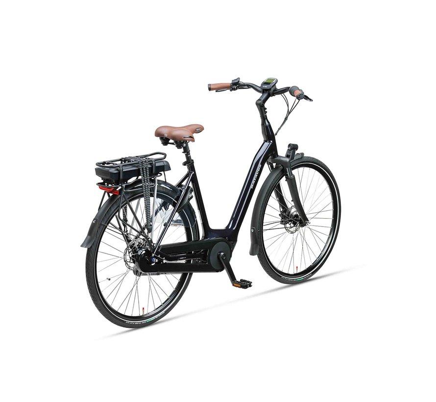 Finez E-go elektrische fiets 7V Donkerblauw - Active Plus