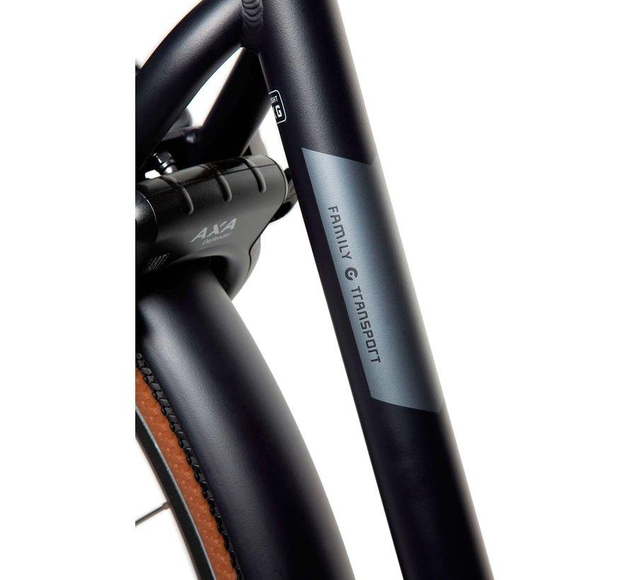 E-U4 elektrische fiets 7V Mat Grijs