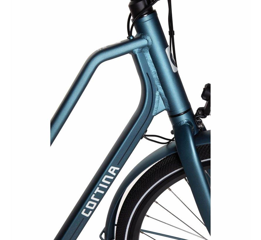 E-Foss elektrische fiets 8V Mistral Matt - Middenmotor