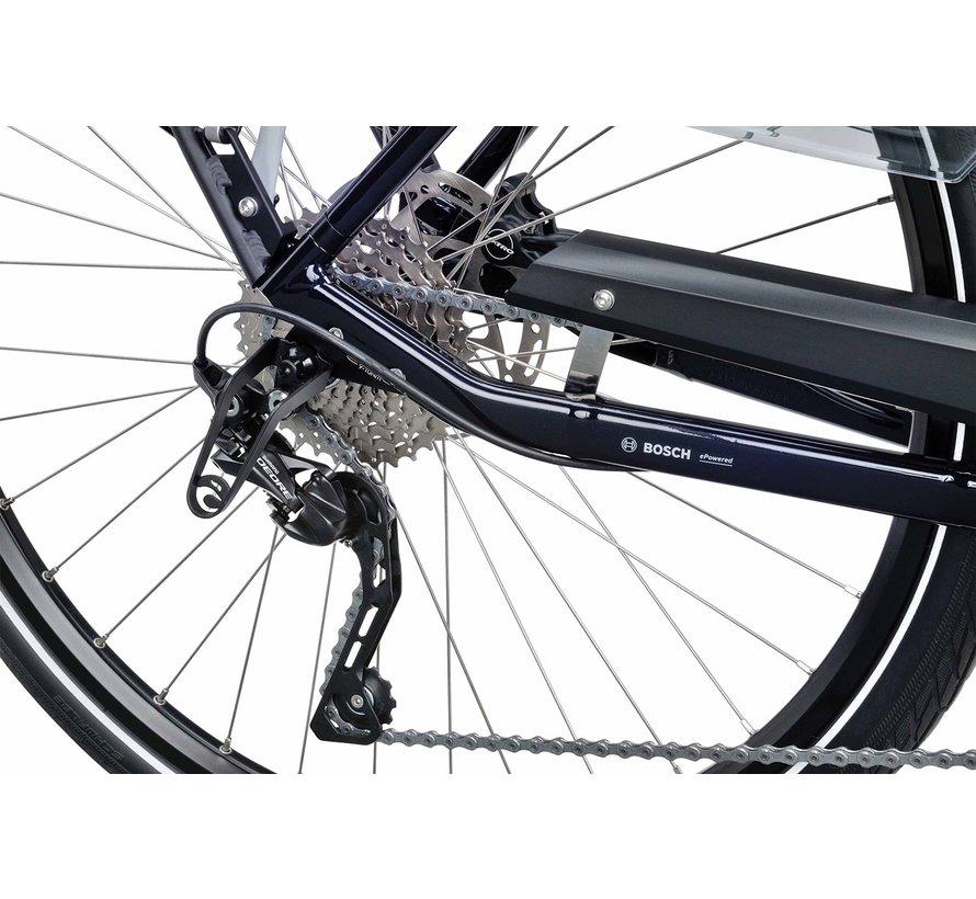 Finez elektrische fiets 10V Donkerblauw - Power Sport
