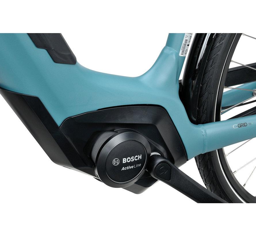 c-Grid Fit M7Tb elektrische fiets 7V Turquoise Mat