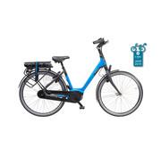 Sparta  M8b elektrische fiets 8V Mat Blauw