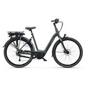 Batavus  Finez Sport elektrische fiets 10V Mat Zwart