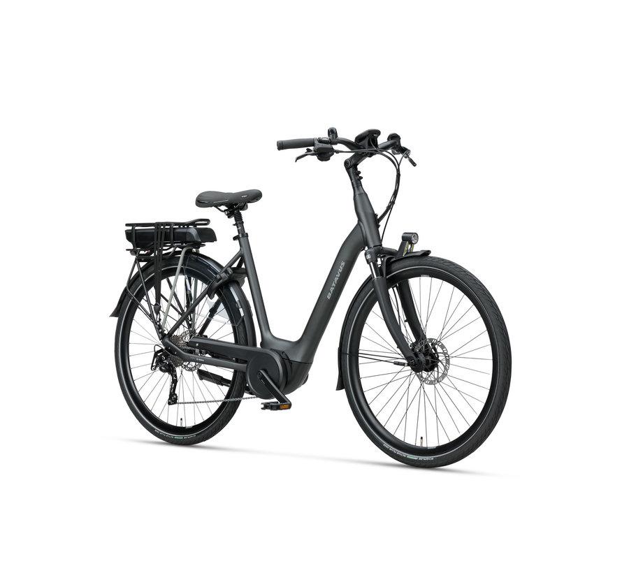 Finez Sport elektrische fiets 10V Mat Zwart