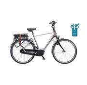Sparta  M8b elektrische fiets 8V Grijs