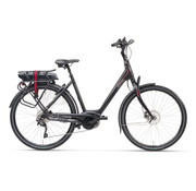 Sparta  M10b elektrische fiets 10V Mat Zwart
