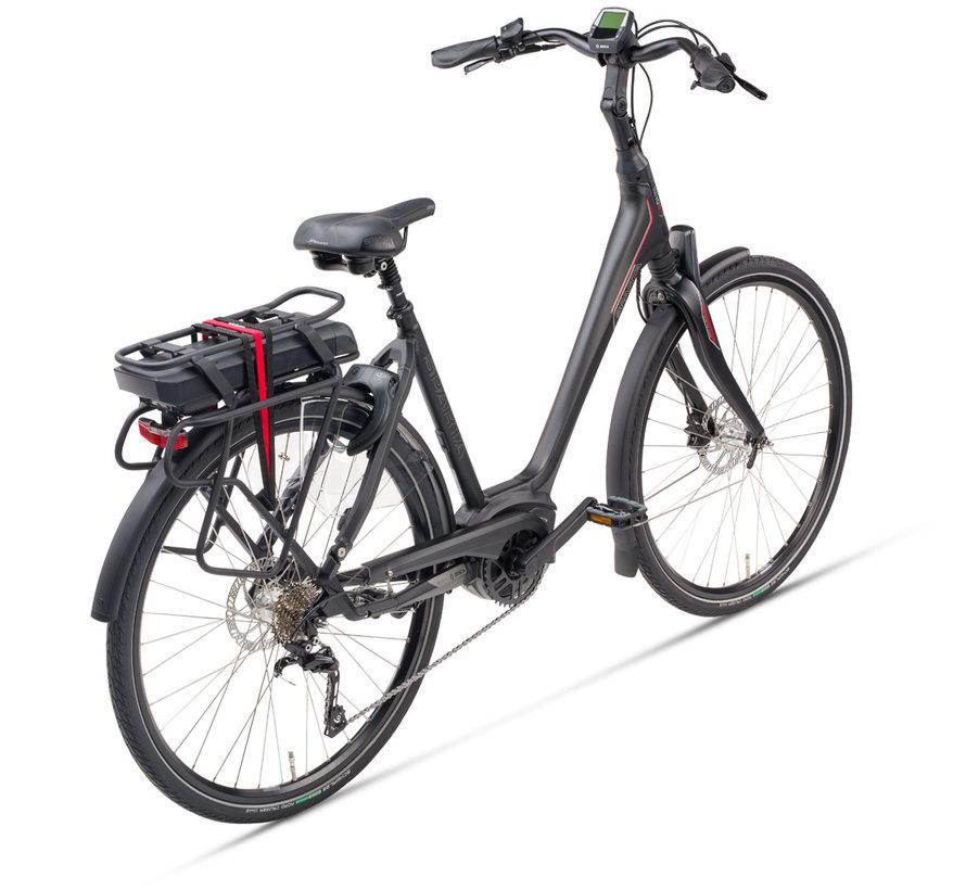 M10b elektrische fiets 10V Mat Zwart