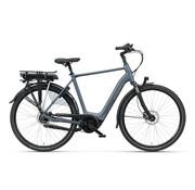 Batavus  Finez E-go Exclusive elektrische fiets 8V Blauw - BELT