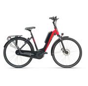 Sparta  d-Rule M8TB elektrische fiets Smart 8V Mat Rood