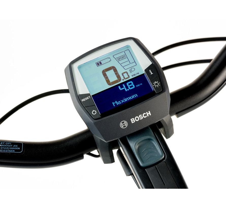 d-Rule M8TB elektrische fiets Smart 8V Mat Rood