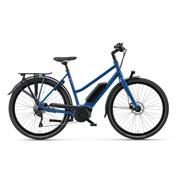 Batavus  Dinsdag E-go Sport elektrische fiets  10V Mat Blauw