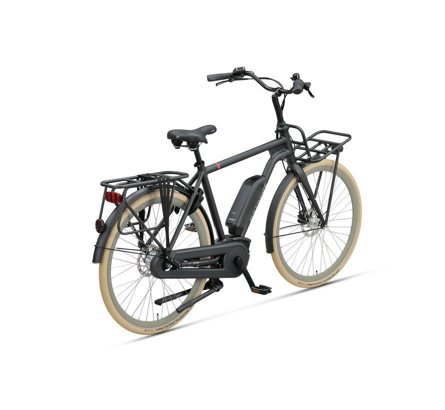 Quip Extra Cargo elektrische fiets 7V Mat Zwart